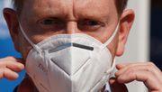 Sachsen führt als erstes Bundesland Mund-Nasen-Schutz-Pflicht ein