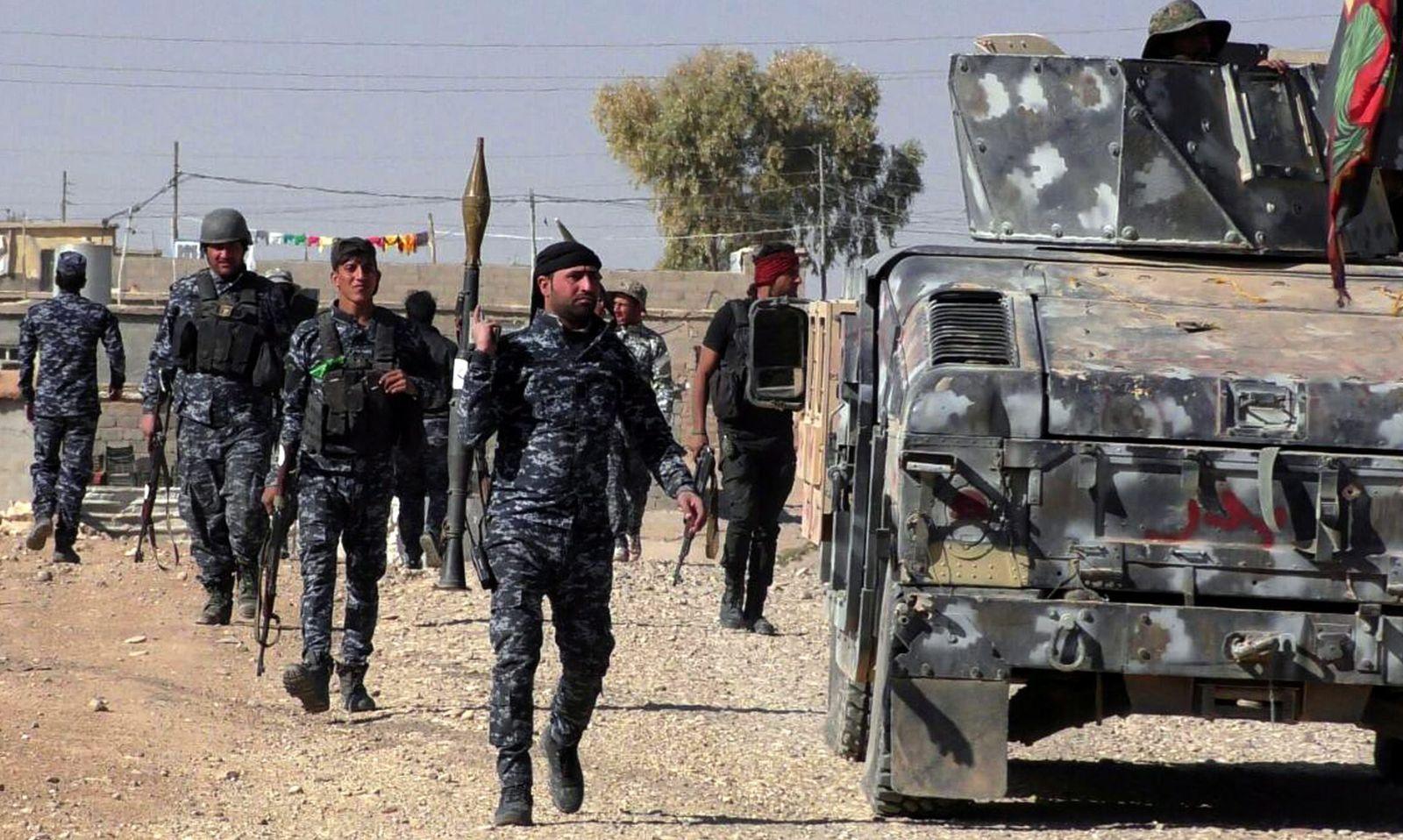 Irak Mossul