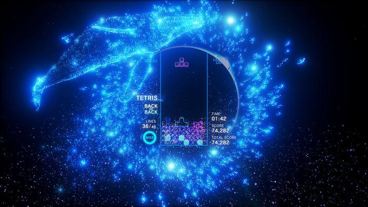 """""""Tetris Effect"""" von Enhance für PlayStation 4/PC/VR, 30 Euro"""