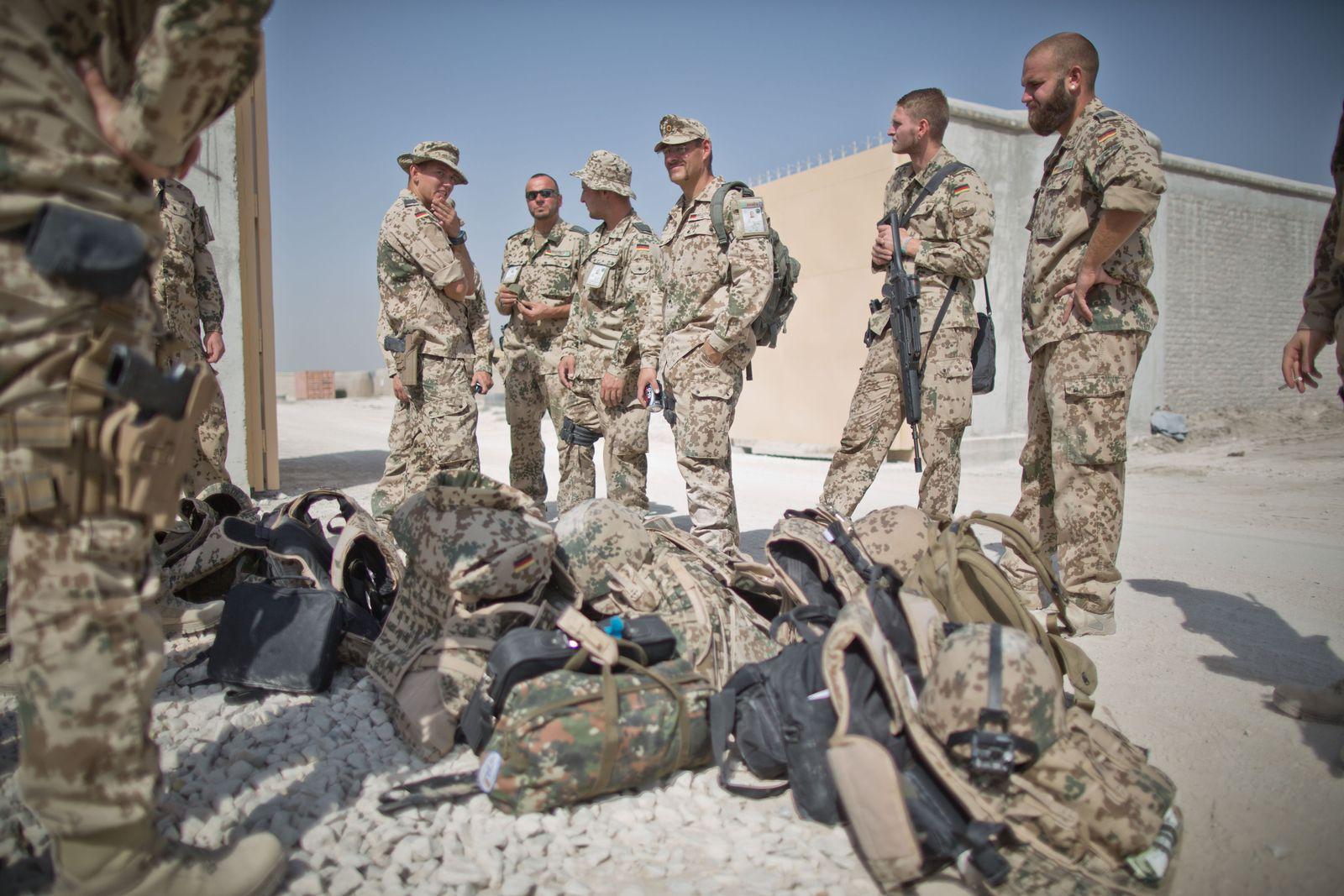 Bundeswehr/ Afghanistan
