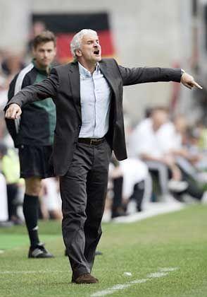 """DFB-Teamchef Völler: """"Jetzt müssen wir gewinnen"""""""