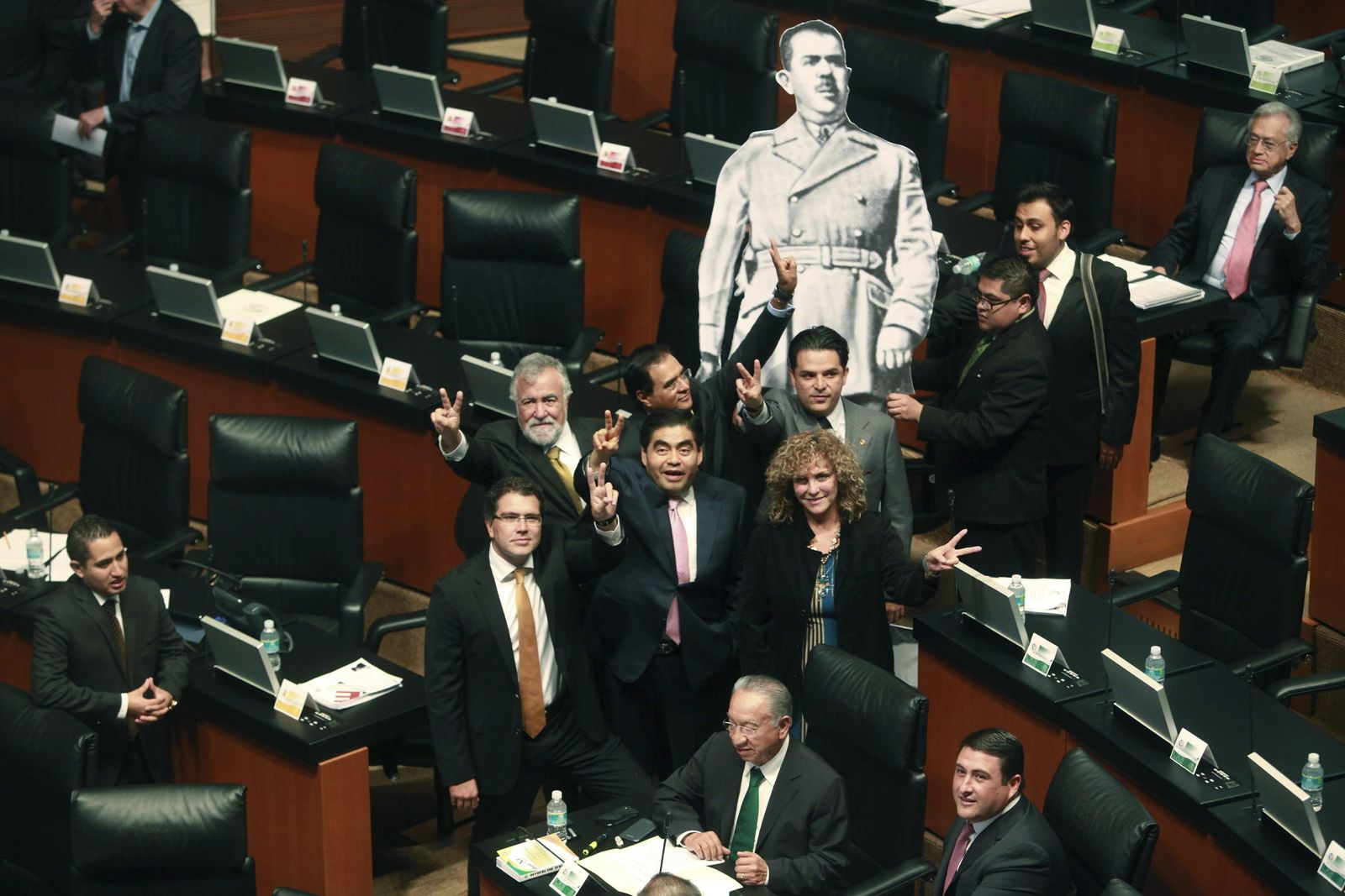 MEXICAN SENATE PASSES THE LAST SECONDARY LAW OF ENERGY REFORM