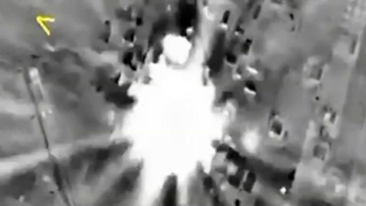 Angriffe in Syrien: Wen bombardiert Russland wirklich?