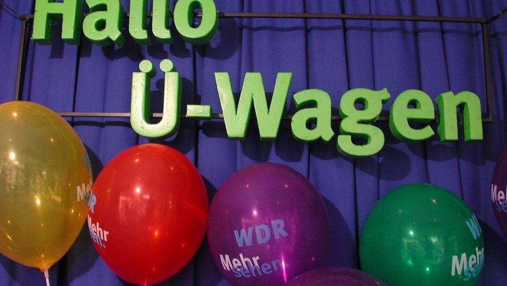 """WDR-Kultsendung: """"Tschüß Ü-Wagen!"""""""