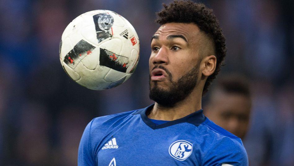Schalke-Stürmer Eric-Maxim Choupo-Moting