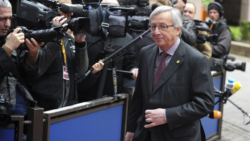 What is in Juncker's future?