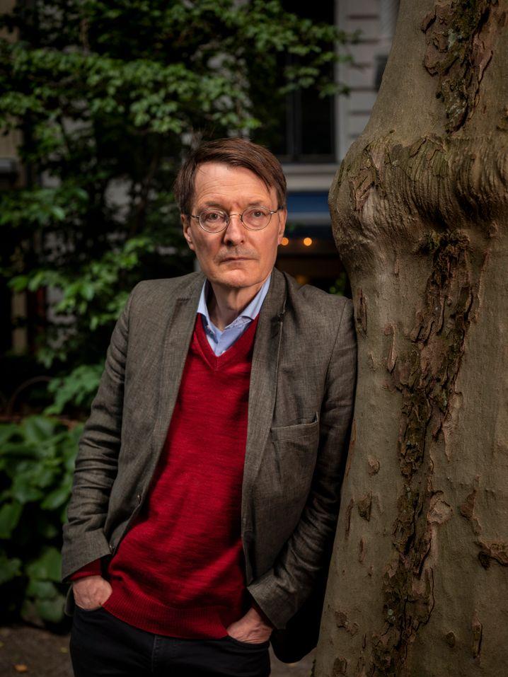 SPD-Gesundheitsexperte Lauterbach: »Augenwischerei«