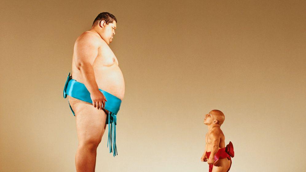 Falsches Selbstbild: Ich bin der Größte!
