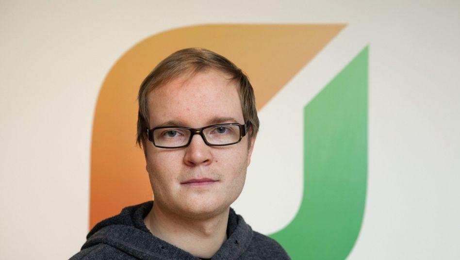 Flattr-Mitgründer Linus Olsson: Erst Begeisterung, dann wurde es ruhig