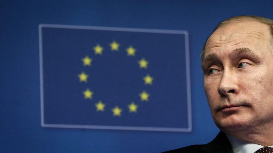 Putin is looking for allies within the European Union. Right-wing populists are answering his call.