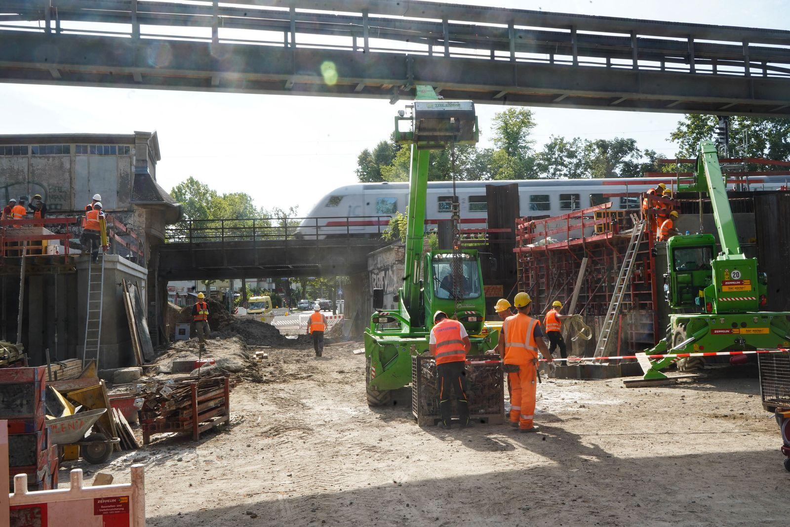 Bahn will neun Milliarden in Brücken-Sanierungen stecken