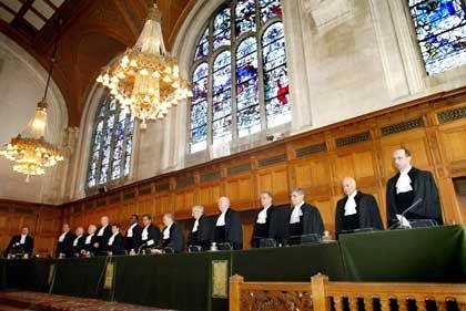 Internationaler Gerichtshof in Den Haag: US-Soldaten sollen weiterhin nicht belangt werden können