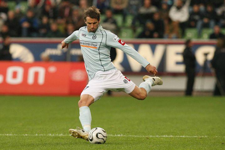 Rose als Fußballer in Mainz: von Klopp und Tuchel trainiert