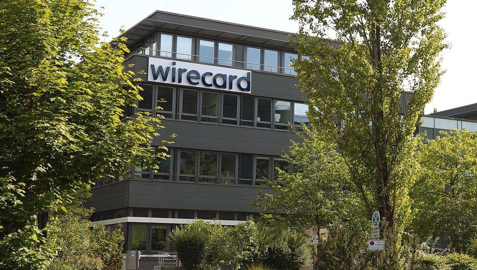 """Wirecard-Sitz in Aschheim bei München: """"Wir sind zuversichtlich, einen Investor für das Kerngeschäft zu finden"""""""