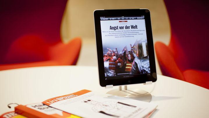 Neue Tablets und Smartphones: Die SPIEGEL-App auf allen Kanälen