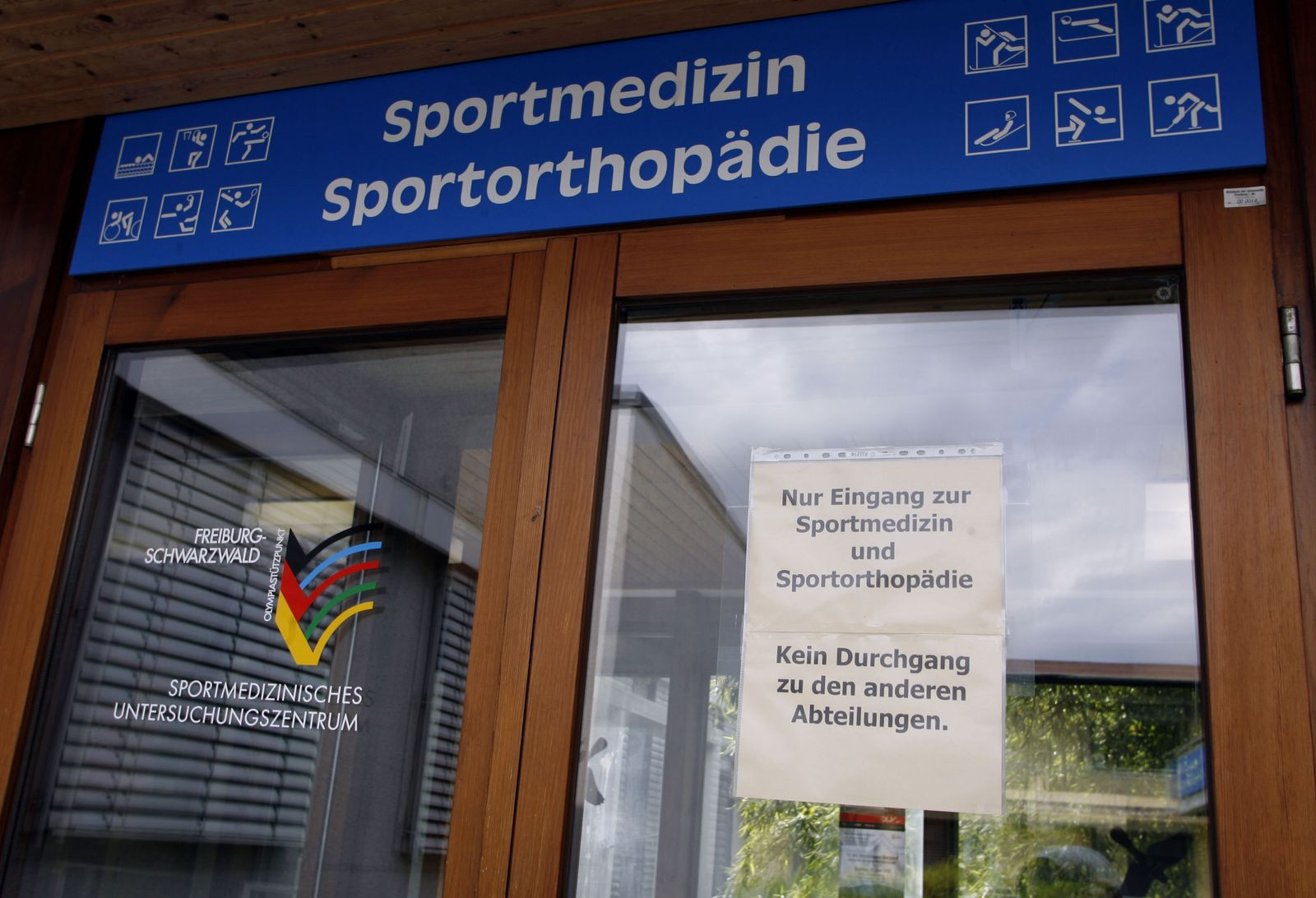 Sportmedizin/ Universitätsklinikum Freiburg
