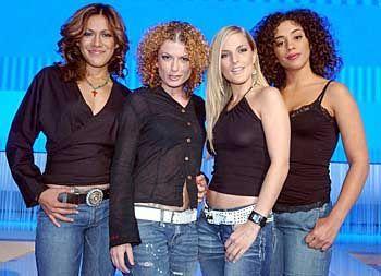"""Popgruppe No Angels (im Juli 2003): """"Die Basis all dessen war mal große Leidenschaft"""""""