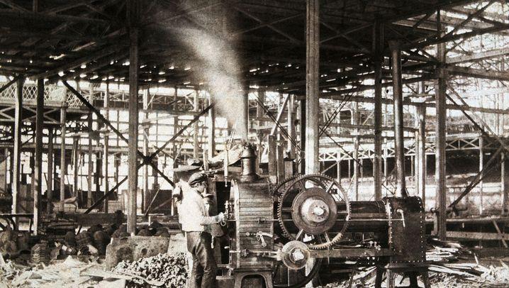 Industrielle Revolutionen: Von der Dampfmaschine zum intelligenten Roboter