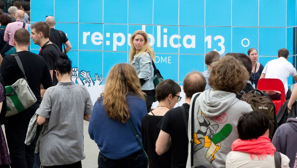 Internetkonferenz re:publica: Teilnehmer kritisieren die Telekom