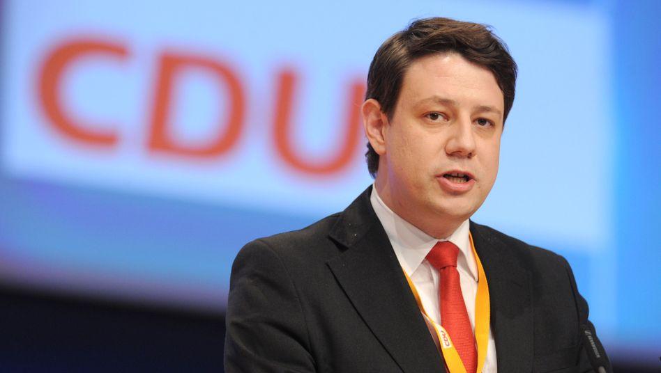 JU-Vorsitzender Mißfelder: Immer rätselhafter
