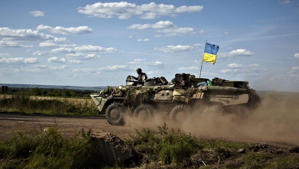 Ukrainische Metropole Donezk: Anspannung in der Hochburg der Rebellen