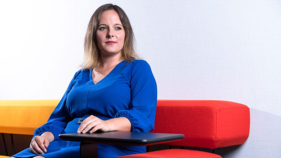 """Jessica Rosenthal: """"Ich werde im November kandidieren"""""""