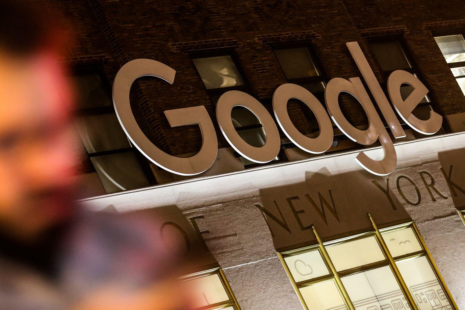 Google/ New York