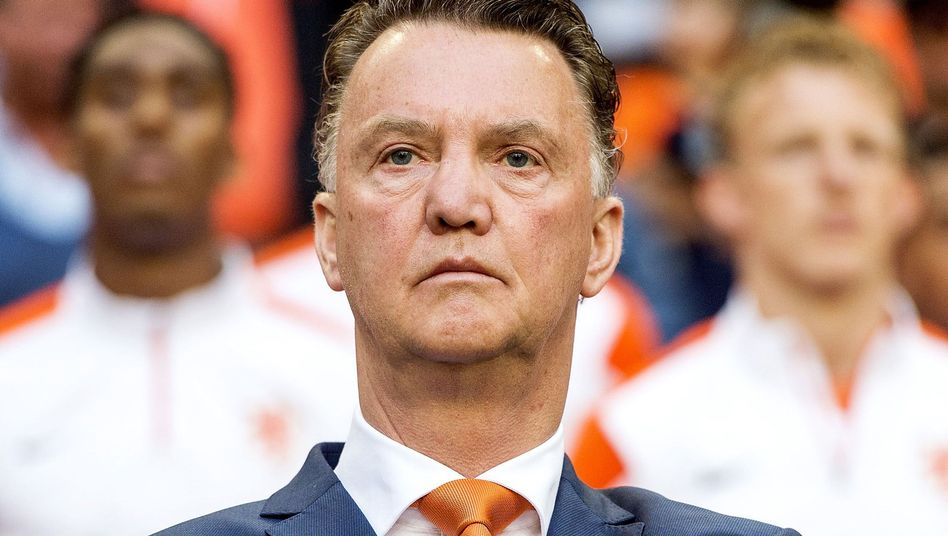 Bondscoach van Gaal: Demnächst in Old Trafford