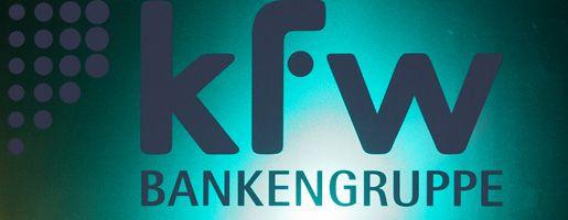 KfW-Logo: Vorstände nach Suspendierung weiterbezahlt