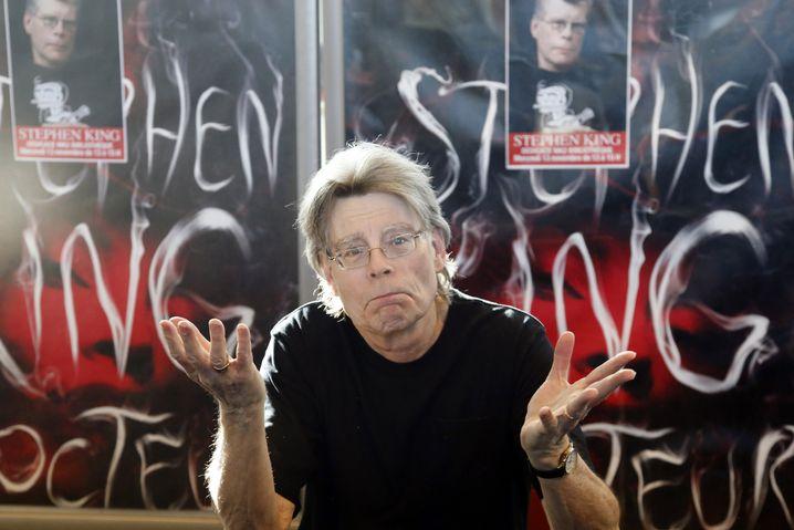 US-Schriftsteller King: 2015 erscheint der zweite Teil seiner Hodges-Trilogie