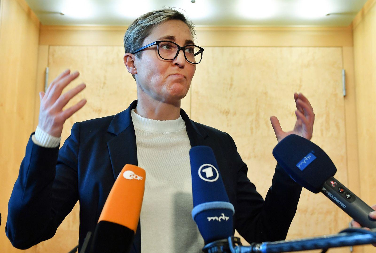 Schwierige Regierungsbildung in Thüringen