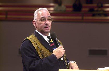 """Prediger Wright: """"Gott verdamme Amerika"""""""