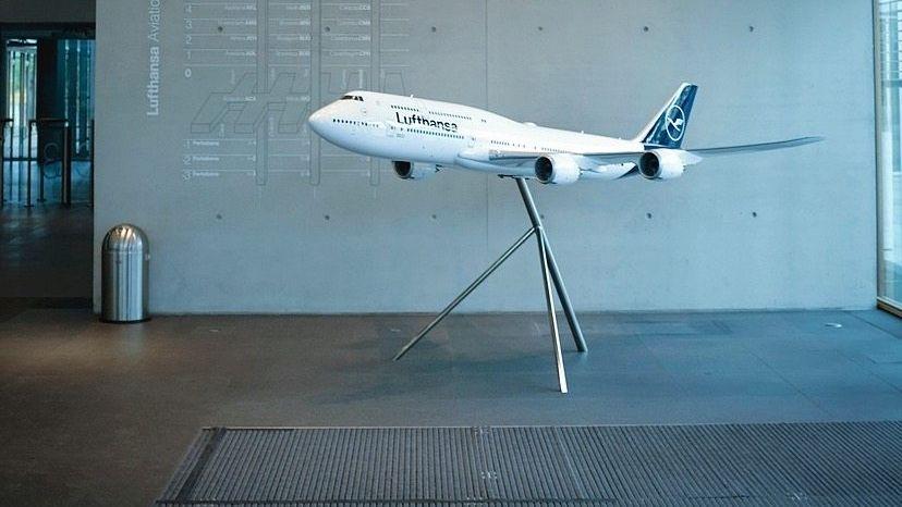 Flugzeugmodell: Die Regierung gestaltet nicht, sie reagiert nur