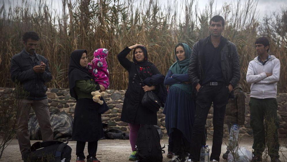Flüchtlinge: Die Reise durch Europa