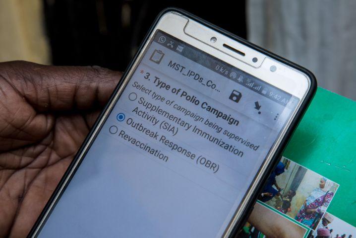 Seit Oktober 2012 erhält jeder Supervisor eines VCM-Teams ein Smartphone, das über eine GEO-App verfügt