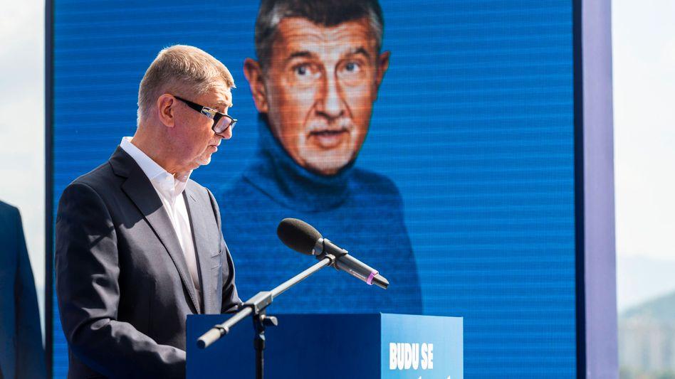 Premier Andrej Babiš: Milliardär mit Macher-Image
