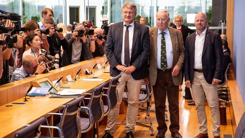 Jörg Meuthen, Alexander Gauland: Drohen der Partei neue Strafzahlungen an den Bundestag?