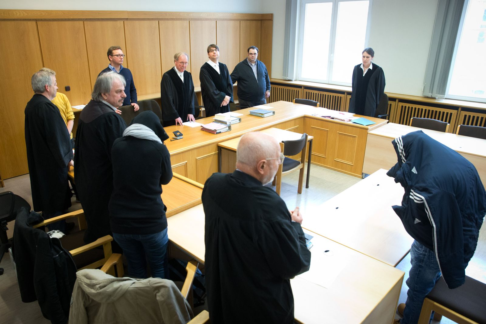 Prozess gegen Chantals Pflegeeltern