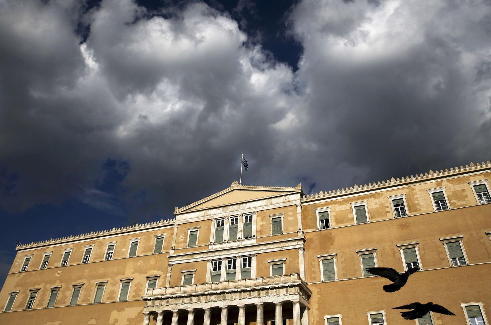 Griechenland / Parlament
