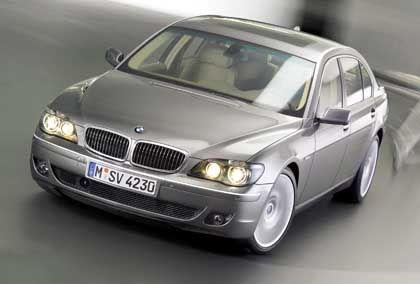 BMW 7er: Die Münchner nahmen sich die Kritik am Design zu Herzen