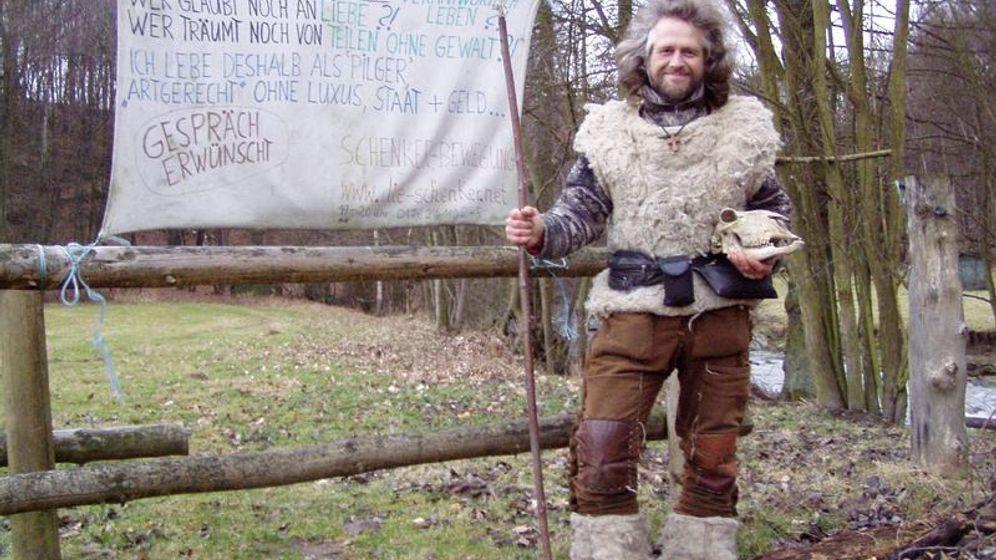 Aussteiger Öff Öff: Waldmensch mit Sendungsbewusstsein