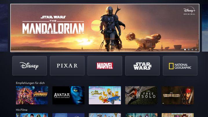 """Die """"Star Wars""""-Serie """"The Mandalorian"""" soll auch in Deutschland die Fans zu Disney+ lotsen"""