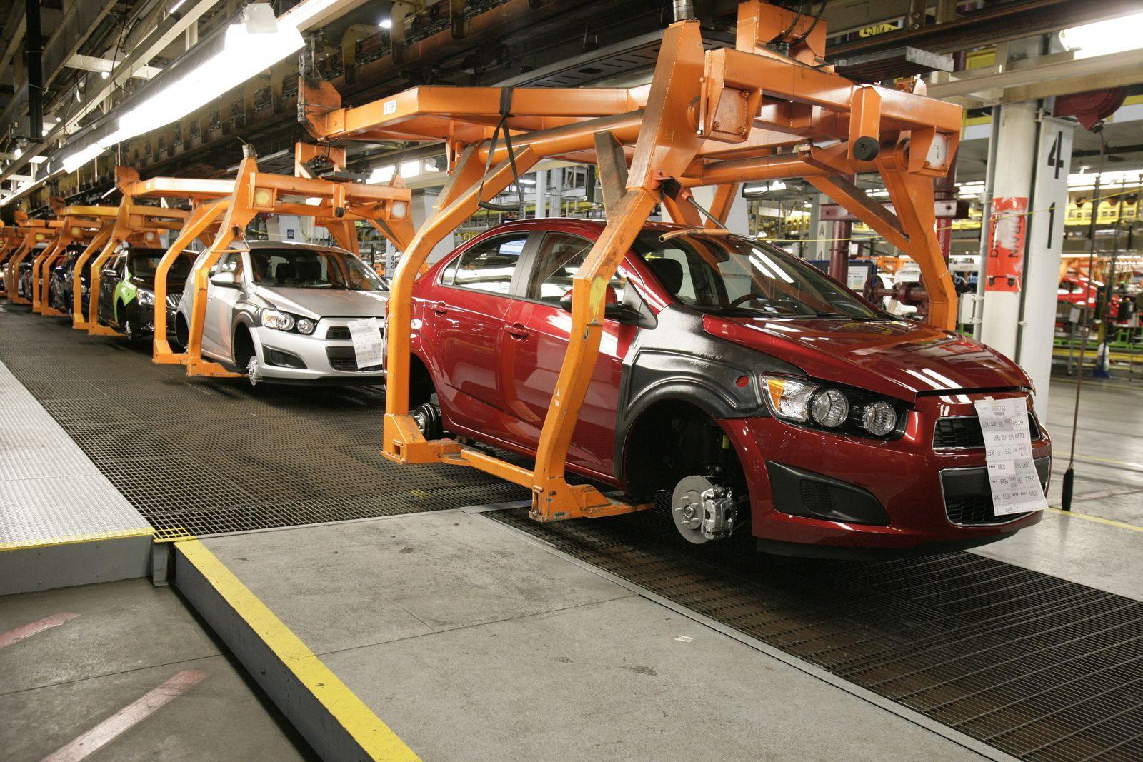 Detroit When a City Goes Broke Chevrolet General Motors
