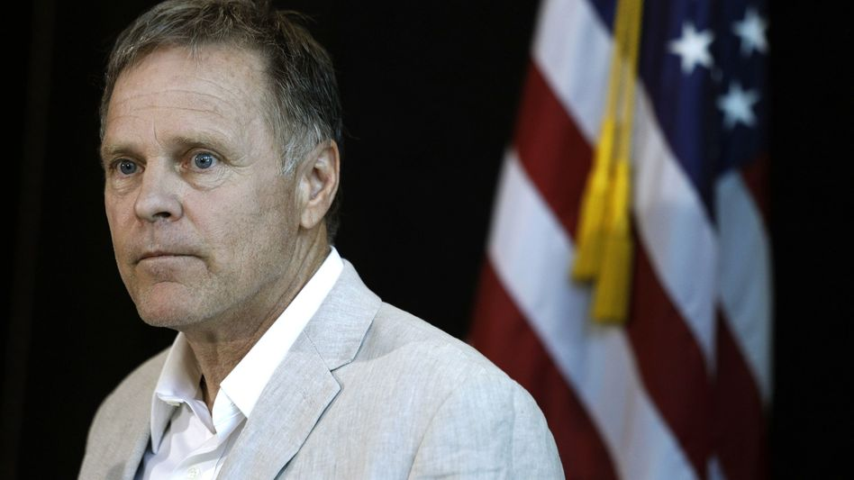 Vater Fred Warmbier
