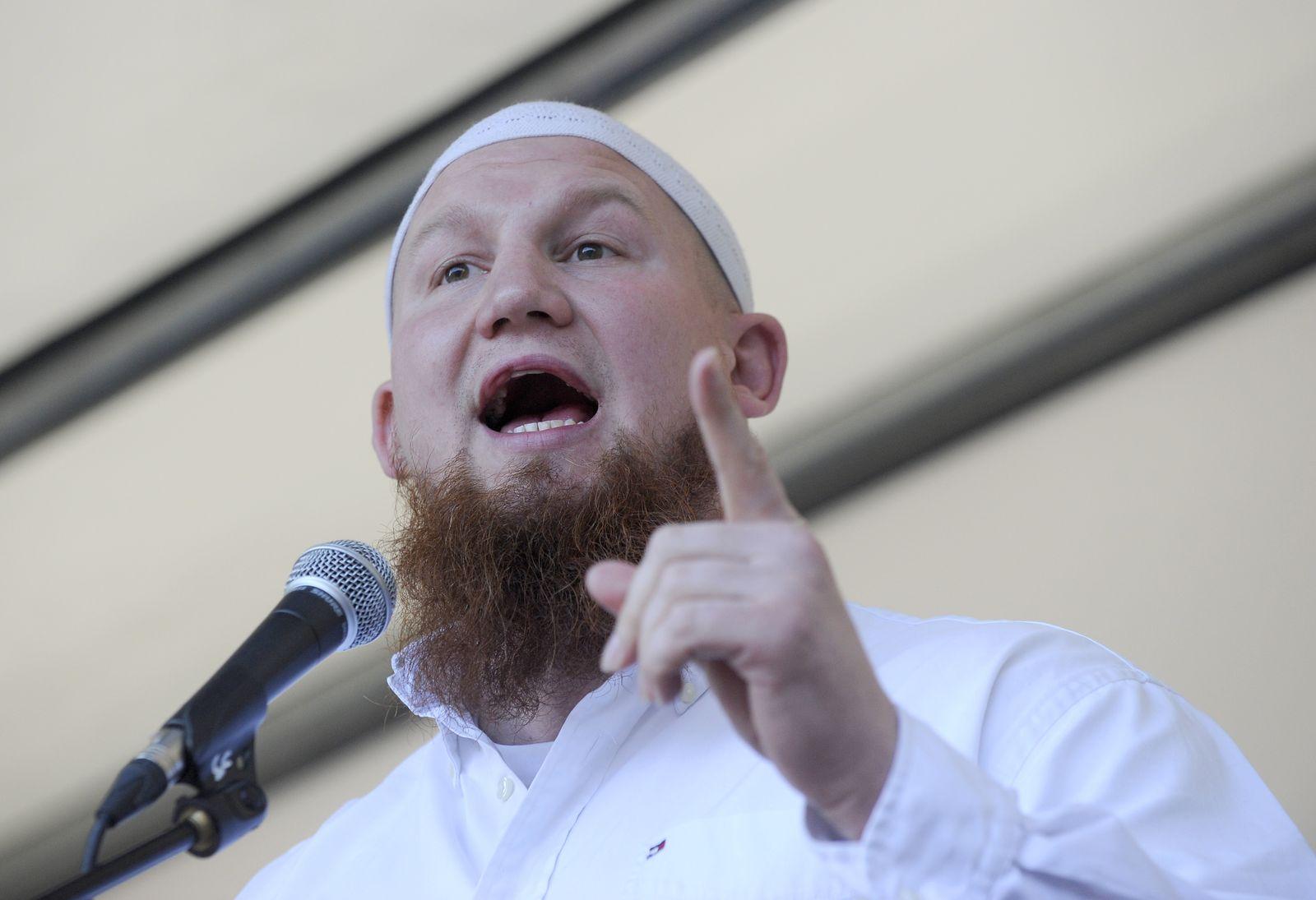Salafisten / Pierre Vogel