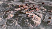 So sieht der Maya-Regenwald ohne Bäume aus
