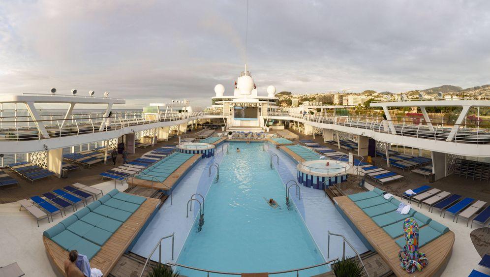»Mein Schiff 2« auf Kanaren-Kreuzfahrt (2019): erst Test, dann Urlaubsglück