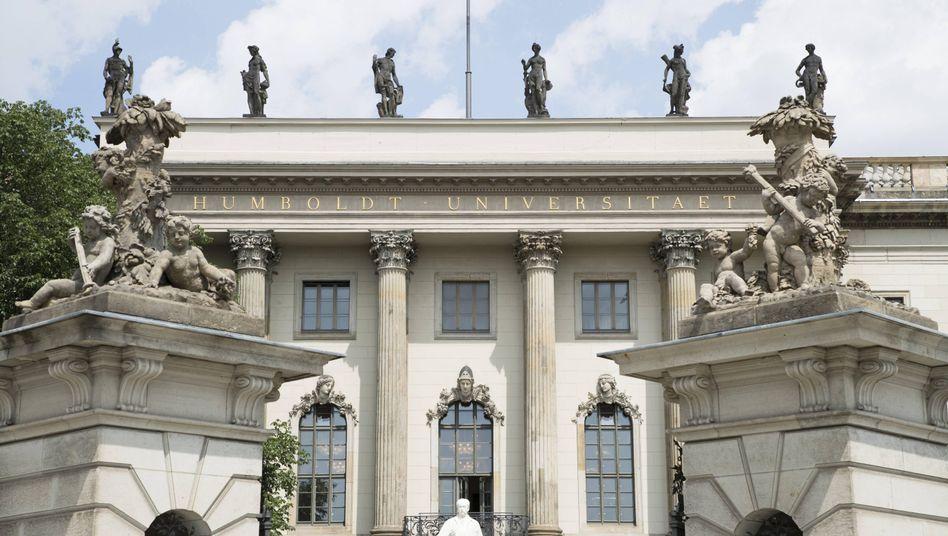 Die Humboldt Universität zu Berlin