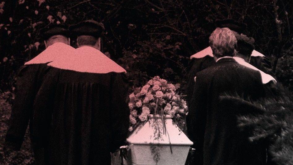Beerdigung von Angelina 2004: Die Begegnung war Zufall, was dann geschah, nicht