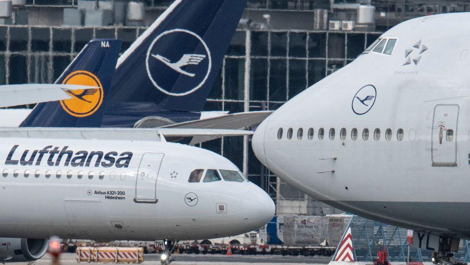 Folgen des Coronavirus: Lufthansa plant Kürzung von Flugangebot